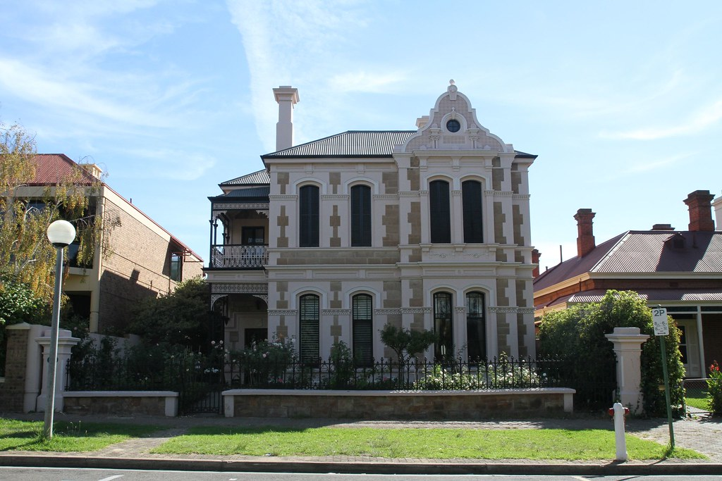 Adelaide city heritage news and views on architecture for Design homes adelaide