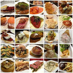 Pintxos San Sebastian Collage