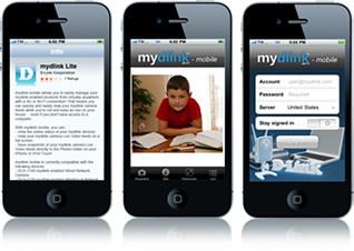 iPhoneLineUp d-link