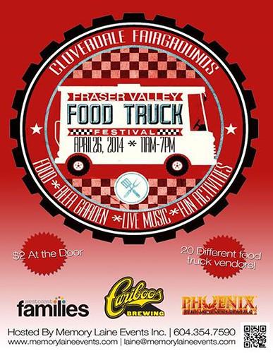 Fraser Valley Food Truck Fest - Cloverdale