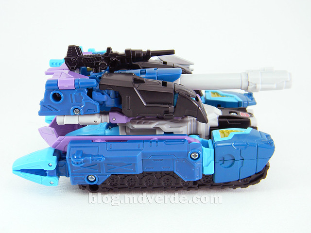 Transformers Doubledealer Voyager - Generations - modo  tanque