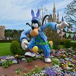 Easter Goofy