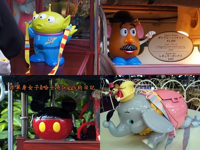 東京迪士尼樂園13爆米花