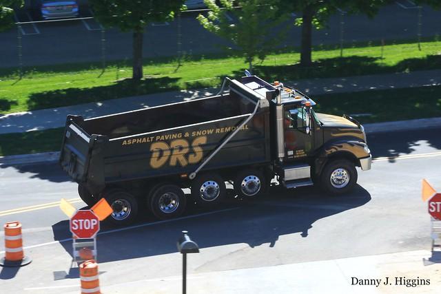 Dump Truck.  IMG_8704