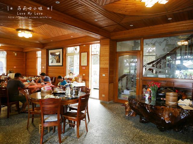 陽明山竹子湖餐廳美食杉木林 (4)