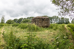 Pillbox on the Thames