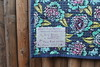 Inspiration Mini Quilt back label