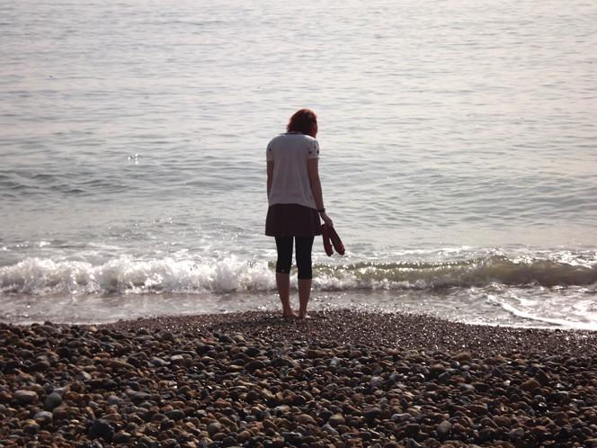 Ali_Brighton_beach