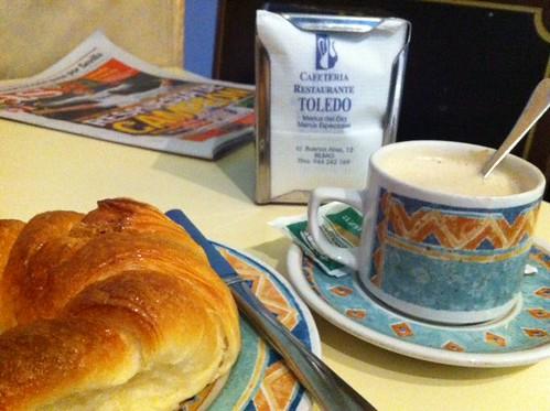 Desayuno Toledo Bilbao by LaVisitaComunicacion