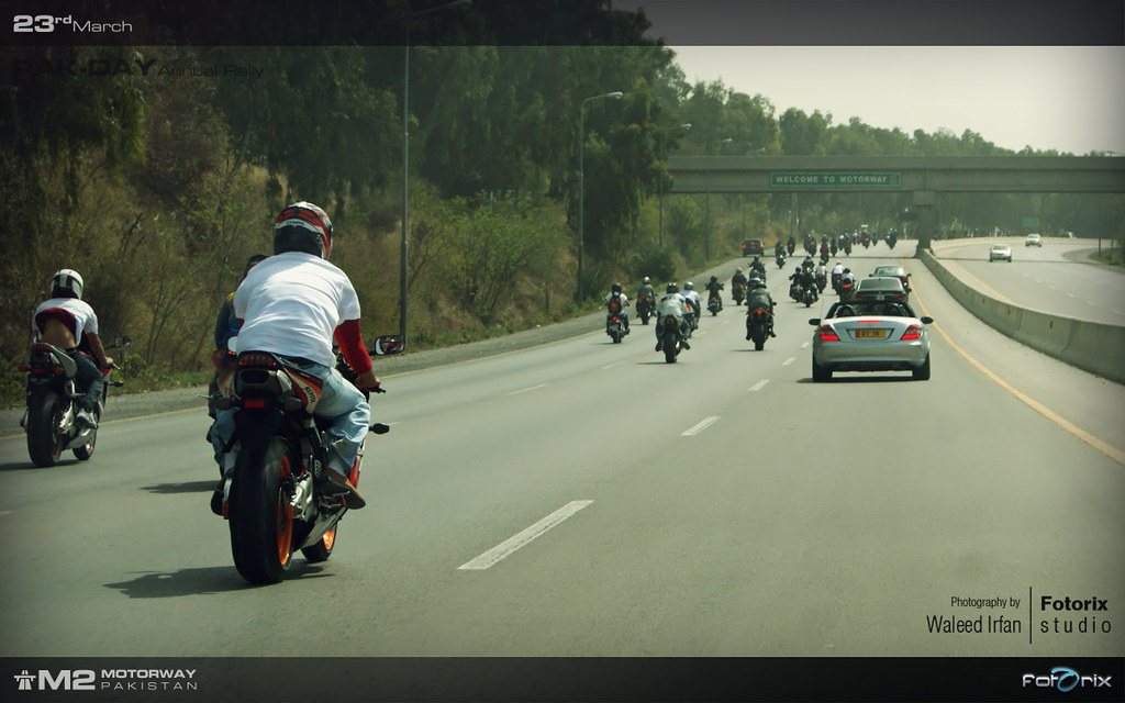 Fotorix Waleed - 23rd March 2012 BikerBoyz Gathering on M2 Motorway with Protocol - 6871292456 4645eb1e5b b