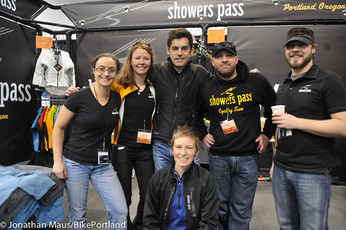 Showers Pass at PDX Bike Show-1