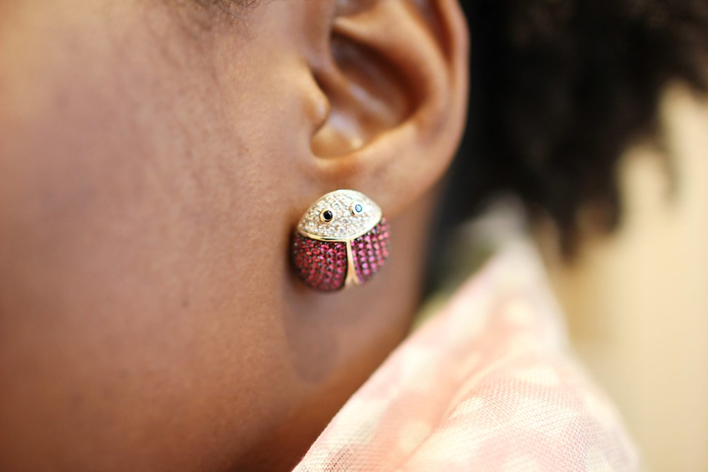 Earring Close-up 3.26.12