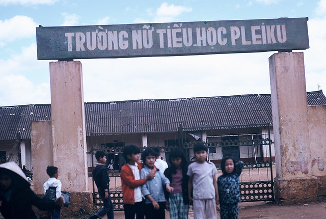 Trường Nữ Tiểu học Pleiku