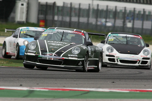 2012 Targa Tricolore Porsche