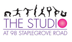 The Studio at 98 Staplegrove Road logo