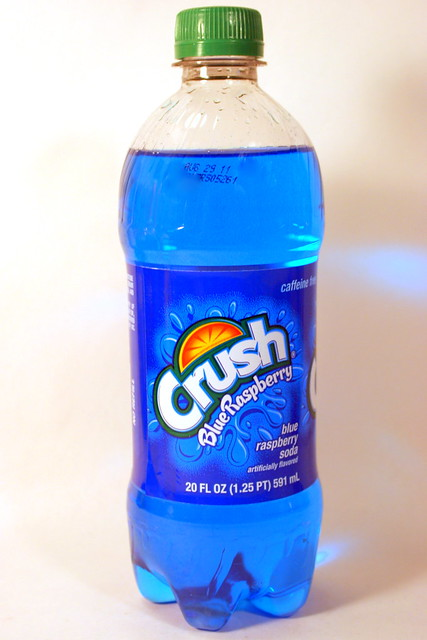 Blue Raspberry Crush