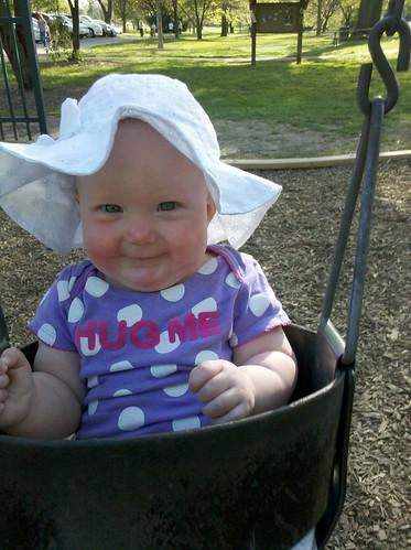 sister swingin' at seneca
