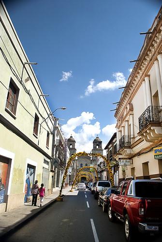 Calle Tarija - Bolivia