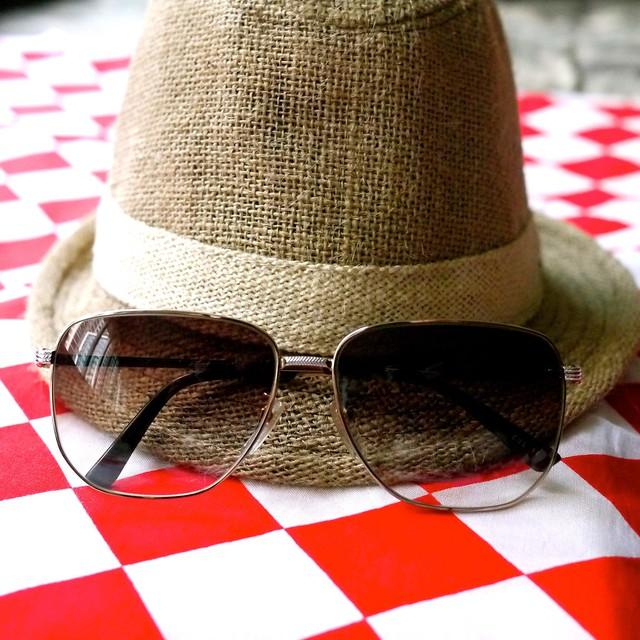 Balenciaga vintage sunglasses