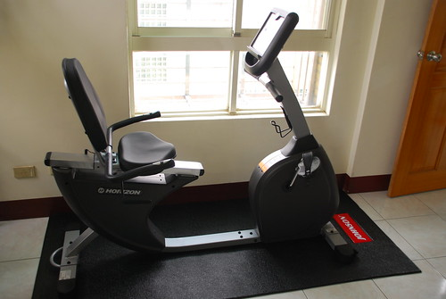 Exercise Equipment Update