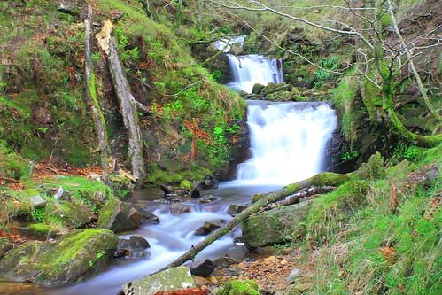 Cascada , efecto seda #EH #Photography #Flickr #Foto 0121