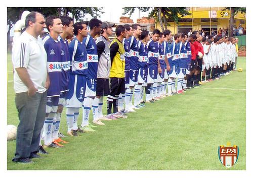 Abertura Copa COE 2012 - Ouro Fino x São Geraldo