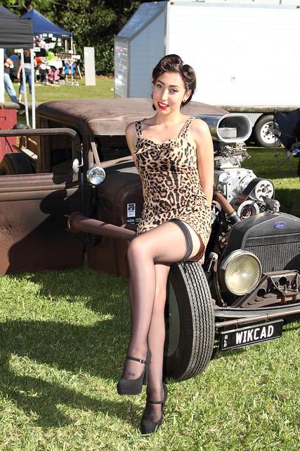 Rockabilly Car Show Transportation In Photographyonthenet Forums - Rockabilly car show