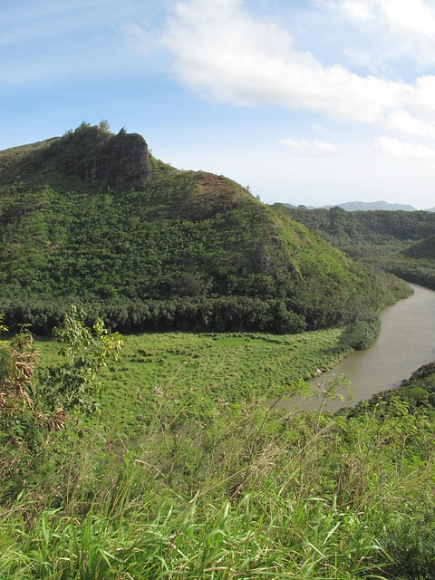 Wailua River Valley, Kauai