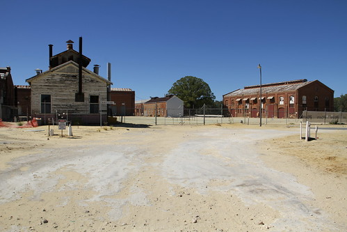 Old Railway Workshops, Midland, Australia