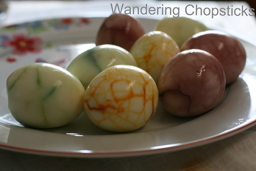 Vegetable-Dyed Crackled Eggs 6