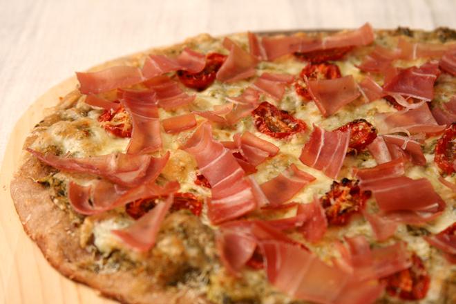 prosciutto goat cheese pizza 5