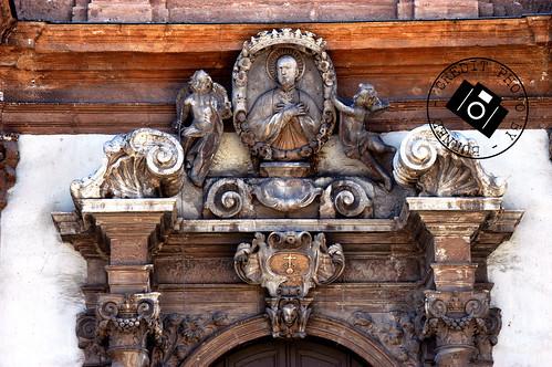 Particolare Porta Chiesa by BurnEdThomas
