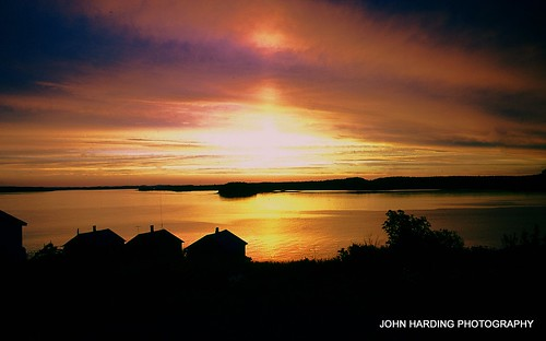 Lubec Sunset
