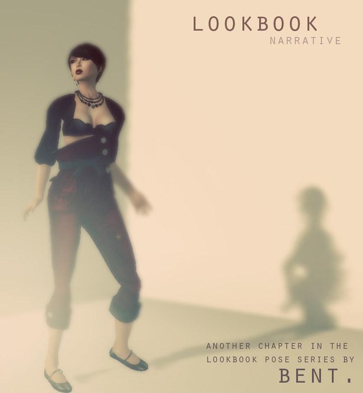 BENT. Lookbook - Narrative