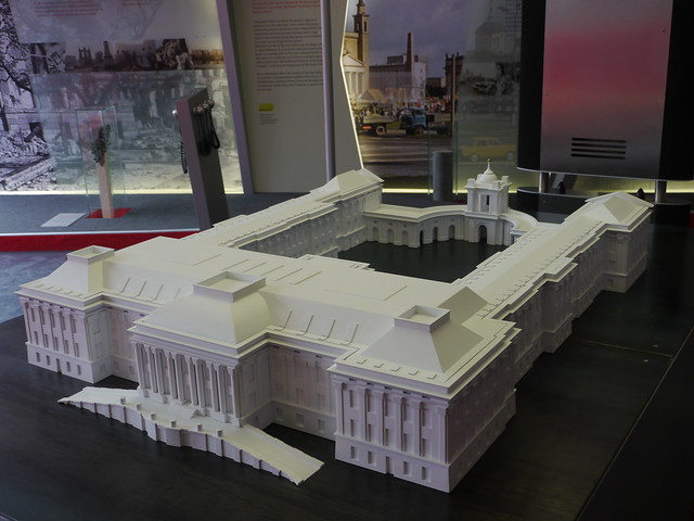 Modell Stadtschloss