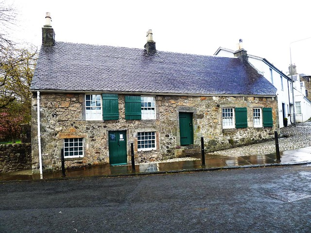 Weaver's Cottage, Kilbarchan