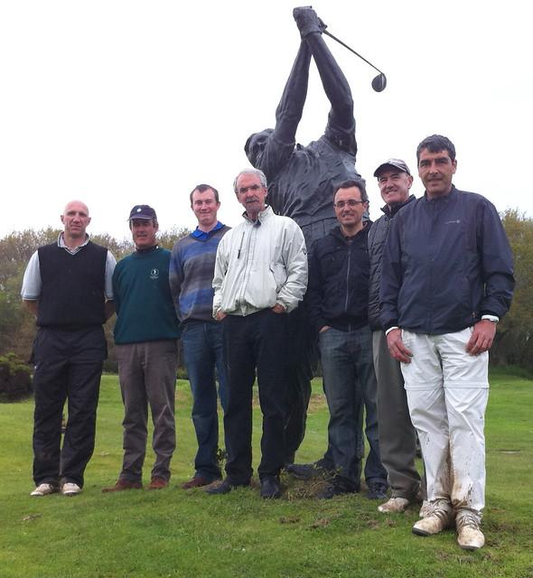 Club de Golf de Laredo - Abril 2012