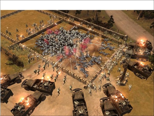 THQ Unveils Company of Heroes 2