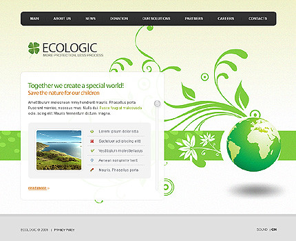 Flash site 25677 Ecologic