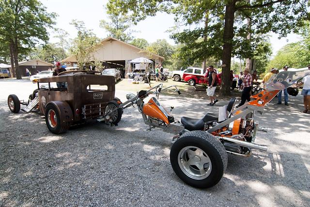Noccalula Falls Alabama Car Show