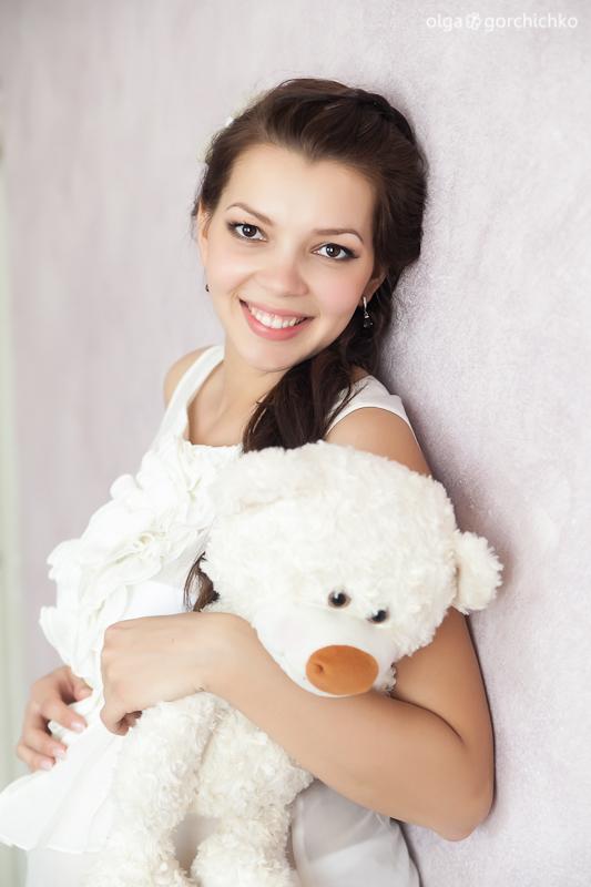 Светлана. Весенняя фотосессия беременности