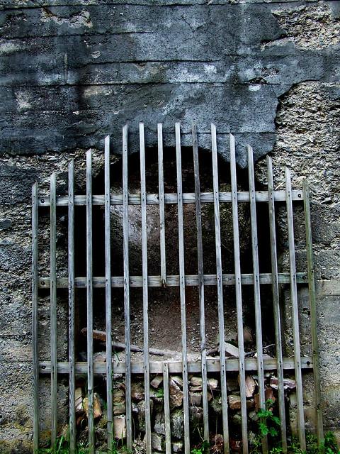 lime kiln gate