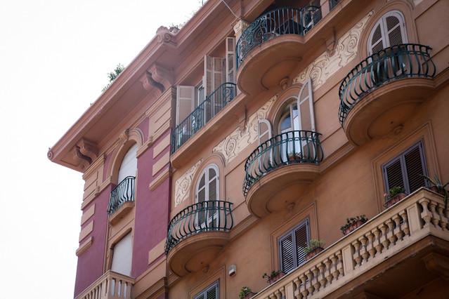 Italy - Naples Vomero