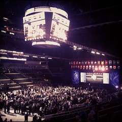 NHL Draft 2012, Consol Energy Center