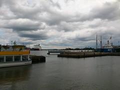 Облака над Хельсинки
