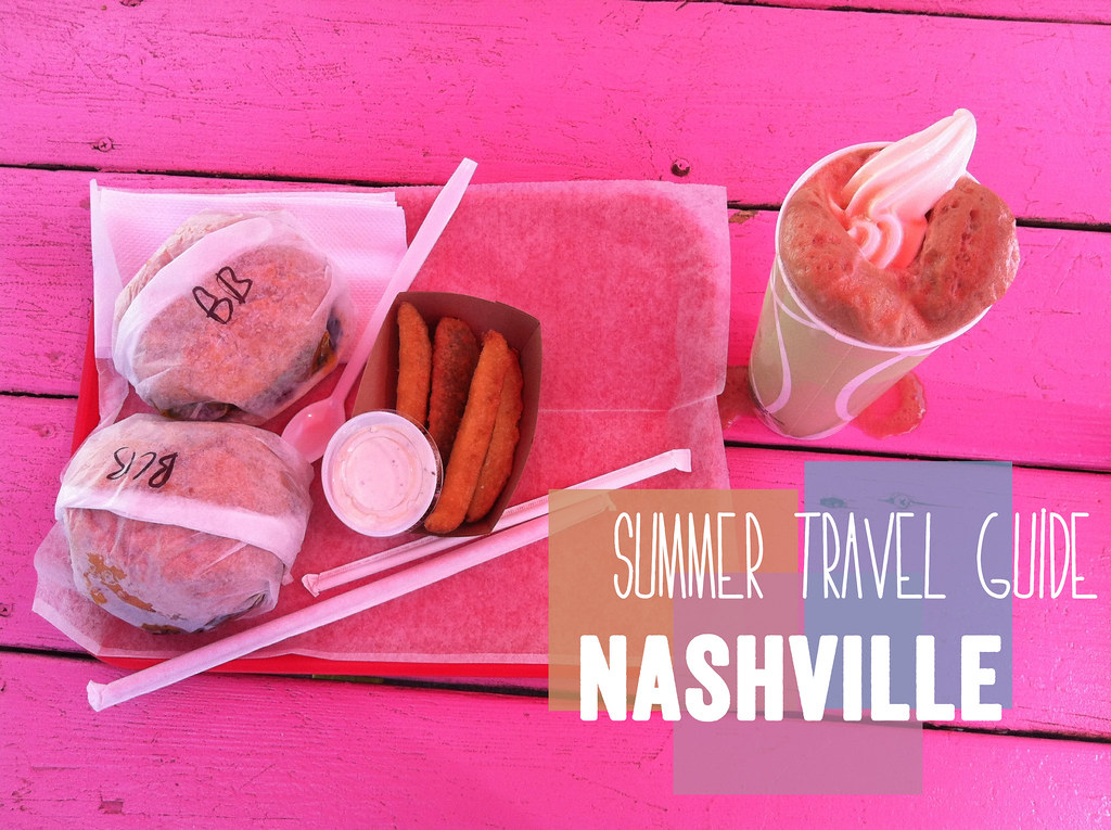 summer travel guide: jessica of tuft on nashville