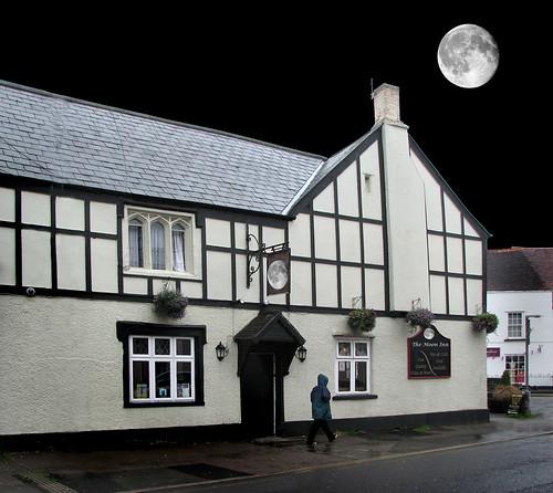The Moon Inn by Helen in Wales