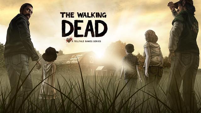 The Walking Dead all episode's [ PKG and PSN DUPLEX] [Mega / Torrent