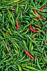 Thai Pepper Pile