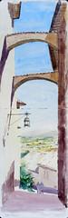 Vicolo Frondini - Assisi, Italia